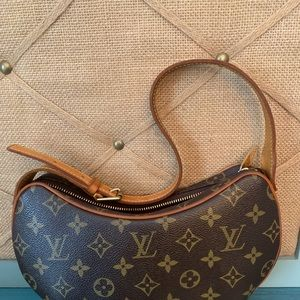 Louis Vuitton Crescent Monogram Bag